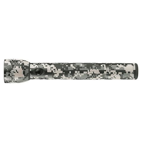 Maglite Led 3- Célula D Linterna  , Universal Camo ST3DMR6