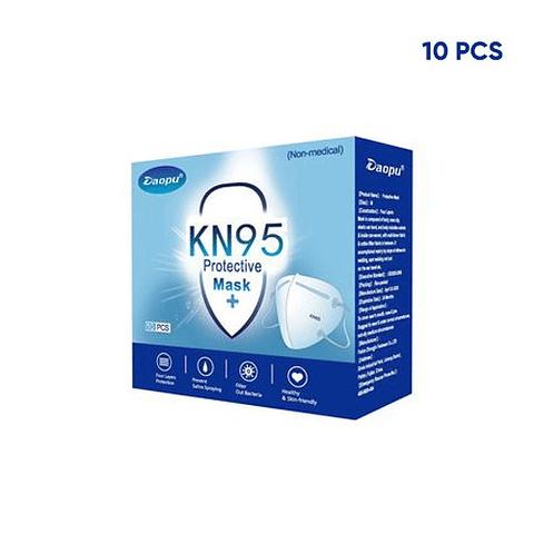 Mascarillas KN95 DAOPU 20unidades (2 cajas de 10)