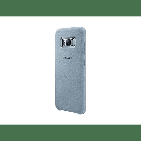 Funda Alcantara para Galaxy S8+ EF-XG955AMEGWW SAMSUNG