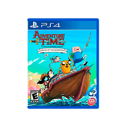 JUEGO ADVENTURE TIME PIRATES OF THE ENCHIRIDION PS4