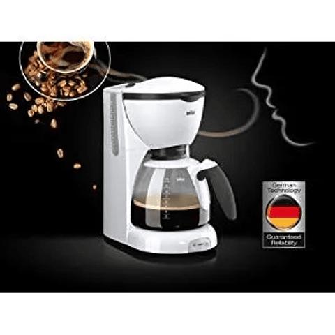 Cafetera Braun KF-520