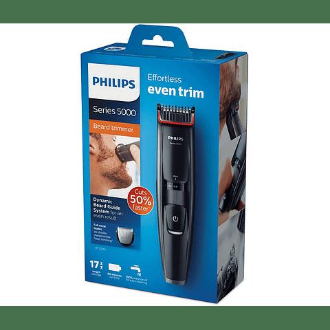 CortaBarba y regulador series 5000 Philips BT5200/15