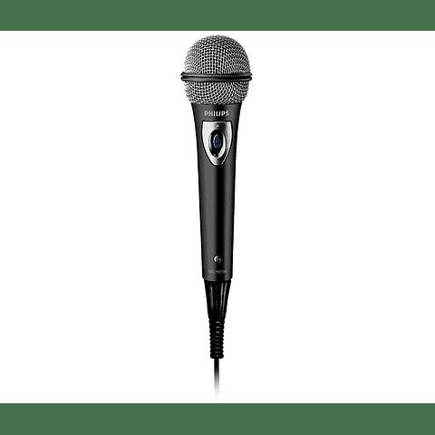 Micrófono con cable SBCMD150/00
