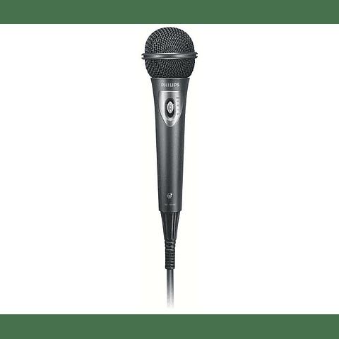 Micrófono con cable SBCMD195/00 Philips
