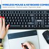 Combo Wireless Mouse + Teclado Philips SPT6354