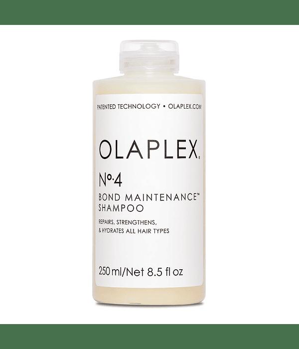 OLAPLEX Nº4 BOND MAINTENANCE SHAMPOO