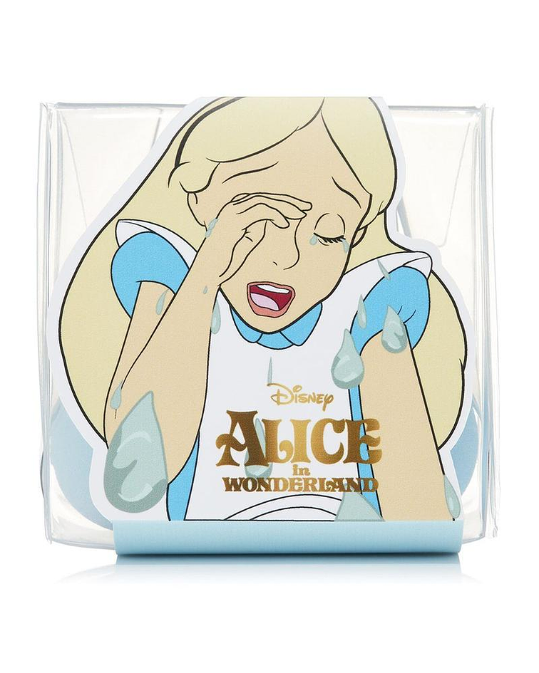 ALICE IN WONDERLAND 2 PICES SET DE ESPONJAS