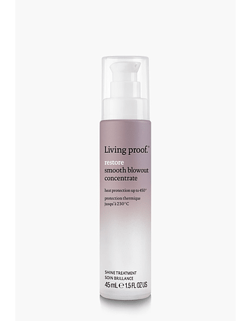 LIVING PROOF RESTORE SMOOTH BLOWOUT CONCENTRATE