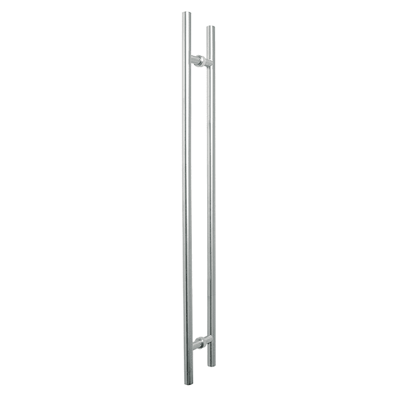 Tirador de puerta TIP205 Ø32X700X1.000mm