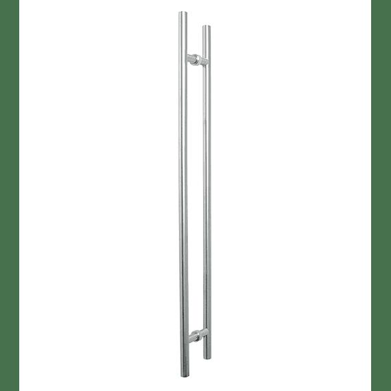 Tirador de puerta TIP205 Ø25X800X1.000mm