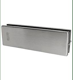 Herraje inferior puerta vidriada DT-7011