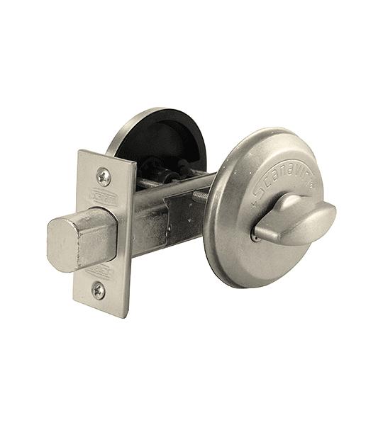 Cerrojo de Seguridad con seguro interior /cilindro exterior
