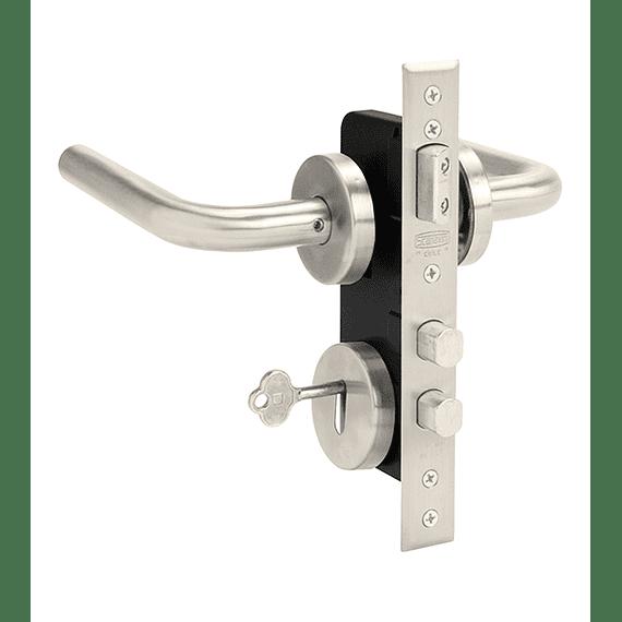 Cerradura con manillas 960L / Dormitorio