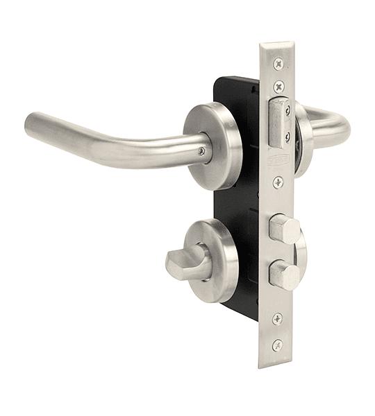 Cerradura con manillas 960L / Baño