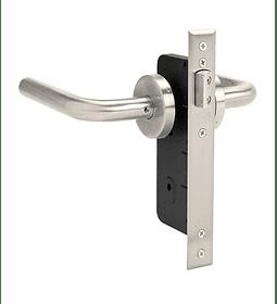 Cerradura con manillas 960L / Simple Paso