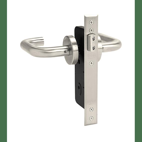 Cerradura con manillas 960U / Simple Paso