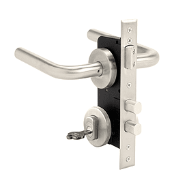 Cerradura con manillas 960L / Oficina / Cocina / Patio