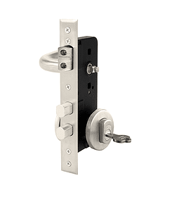 Cerradura con manilla 960L mano derecha / Acceso Principal