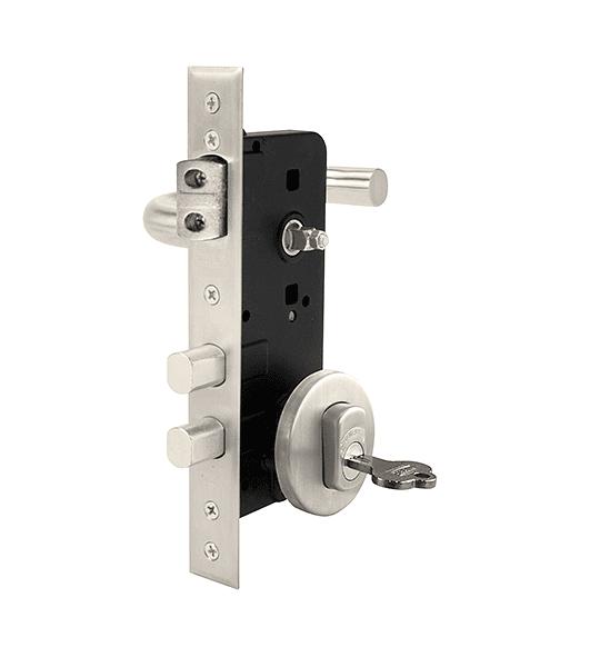 Cerradura con manilla 960U mano derecha / Acceso Principal