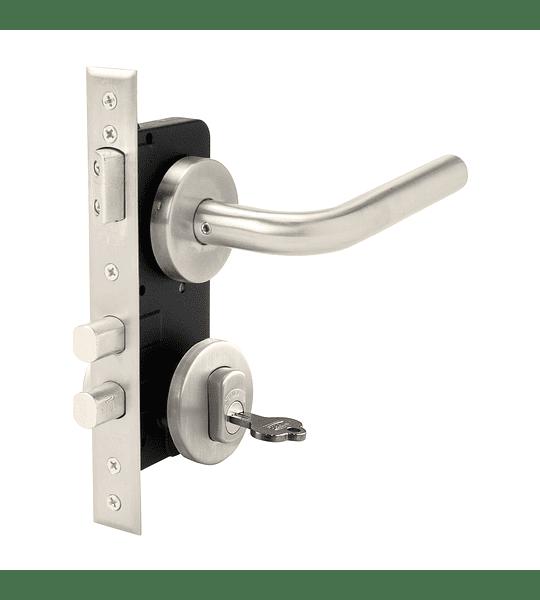 Cerradura con manilla 960L mano izquierda / Acceso Principal