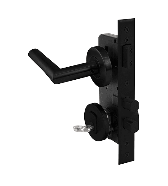 Cerradura con manilla 960RR mano derecha / Acceso Principal