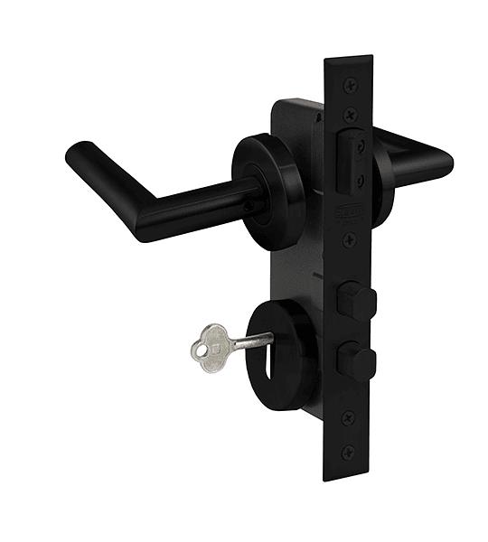 Cerradura con manillas 960RR / Dormitorio
