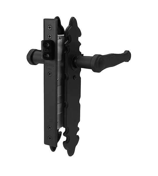 Cerradura con manillas 935 / Simple Paso