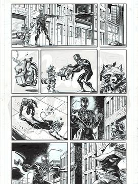 Rocket Raccoon #2, Page 17