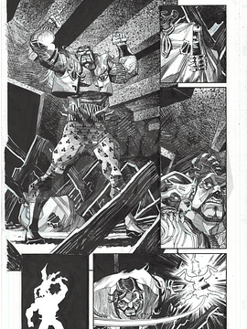 Rocket Raccoon #3, Page 1