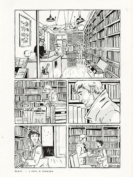 O Rasto do Fantasma (Page 1)