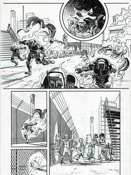 Rocket Raccoon# 5 (Page 1)