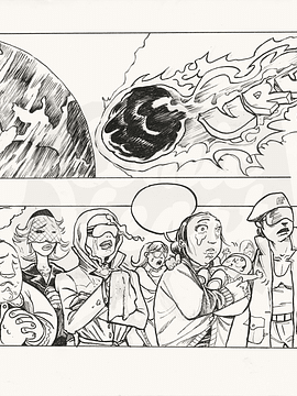 Asteroid Fighters Vol.1, Page 42, 2nd half