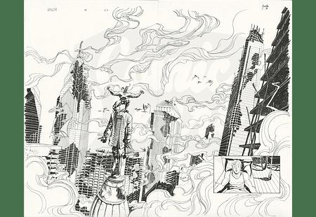 Venom #40, Page 2/3
