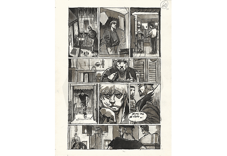 Filha do Caranguejo Page 60