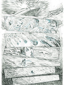 The Little Mermaid #1, Page 3