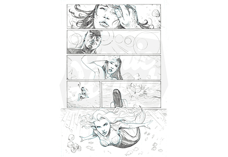 The Little Mermaid #1, Page #4