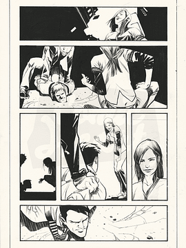 Angel: Masks - Pencils&Paperclips, Page 9