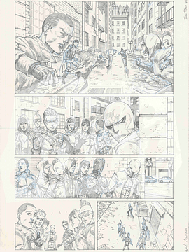 Teen Titans #15 (page 5)