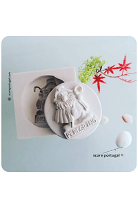 PEREGRINO | MOLDE SILICONE ARTESANAL