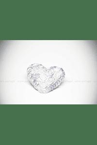 LOVE ONDELADO  | MOLDE SILICONE ARTESANAL