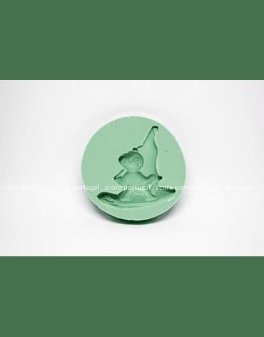 URSINHO NO MAR | MOLDE SILICONE ARTESANAL