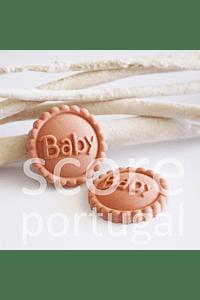 BABY APLICAÇÃO REDONDA 20TAGE | GESSO PERFUMADO