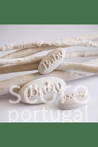 BABY APLICAÇÃO OVAL 20TAGE | GESSO PERFUMADO