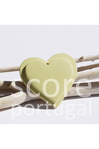 CORAÇÃO GR |  GESSO PERFUMADO