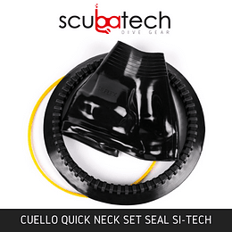 Cuello Quick Neck Set Seal Si-Tech