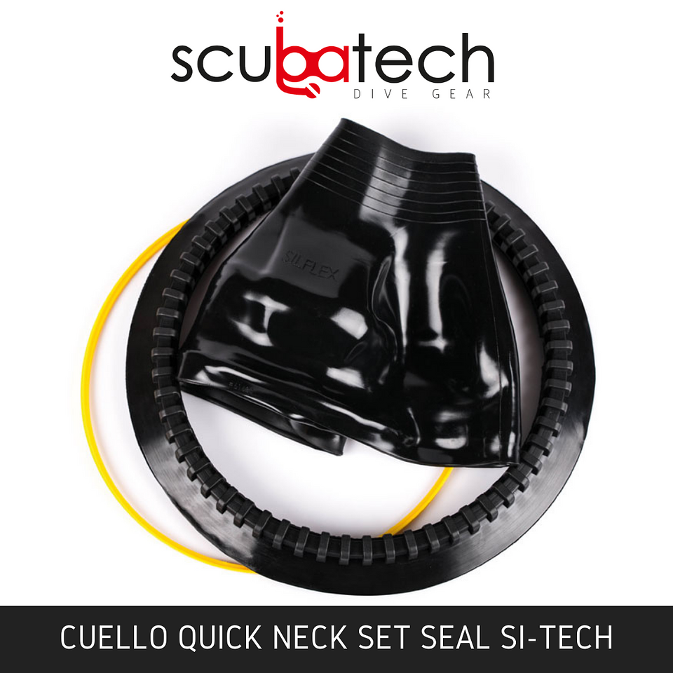 Cuello Quick Neck Set Seal Si-Tech