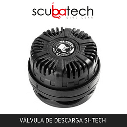 Válvula de descarga ARGO Si-Tech