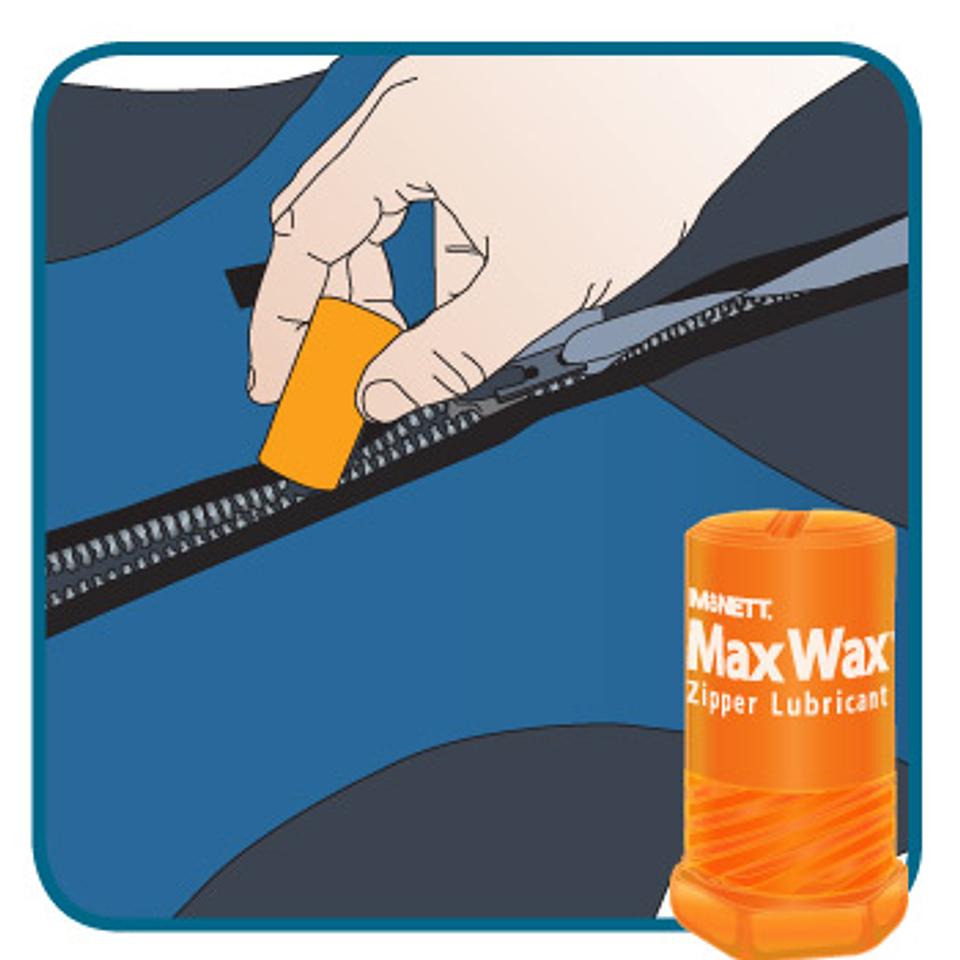 Cera Para Cierres Max Wax