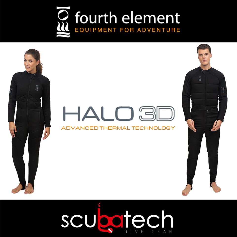HALO 3D