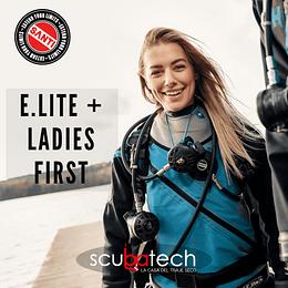 E.LITE + LADIES FIRST
